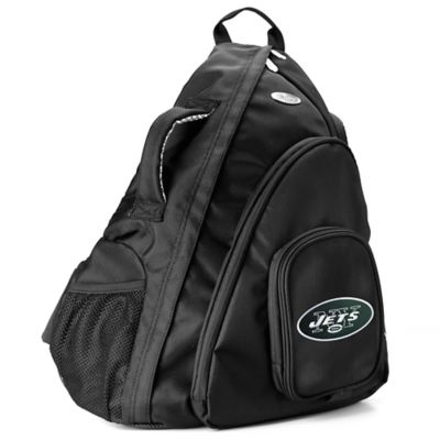 NFL New York Jets 19-Inch Travel Sling Backpack
