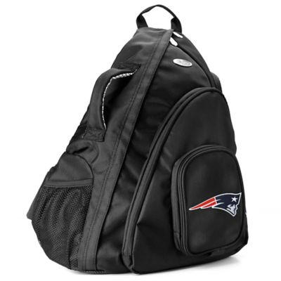 NFL New England Patriots 19-Inch Travel Sling Backpack