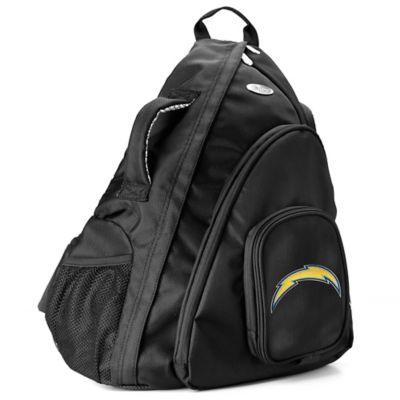 NFL San Diego Chargers 19-Inch Travel Sling Backpack