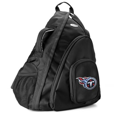NFL Tennessee Titans 19-Inch Travel Sling Backpack
