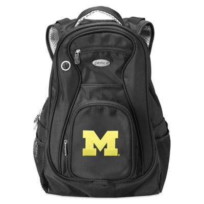 University of Michigan 19-Inch Travel Backpack