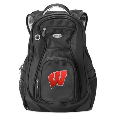 University of Wisconsin 19-Inch Travel Backpack