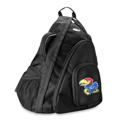 University of Kansas 19-Inch Travel Backpack
