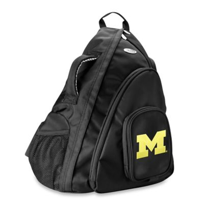 University of Michigan 19-Inch Travel Sling Backpack