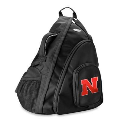 University of Nebraska 19-Inch Travel Sling Backpack