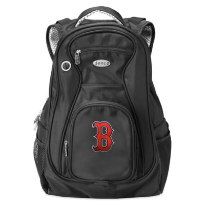 MLB Boston Red Sox 19-Inch Travel Backpack