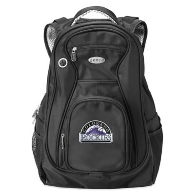 MLB Colorado Rockies 19-Inch Travel Backpack