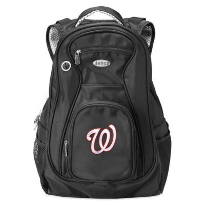 MLB Washington Nationals 19-Inch Travel Backpack