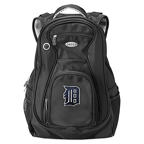 Buy Mlb Detroit Tigers 19 Inch Travel Backpack From Bed
