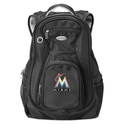 MLB Miami Marlins 19-Inch Travel Backpack