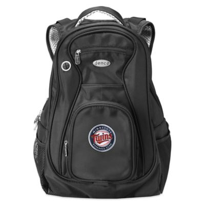 MLB Minnesota Twins 19-Inch Travel Backpack