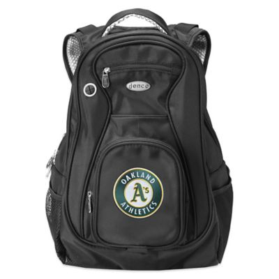 MLB Oakland Athletics 19-Inch Travel Backpack