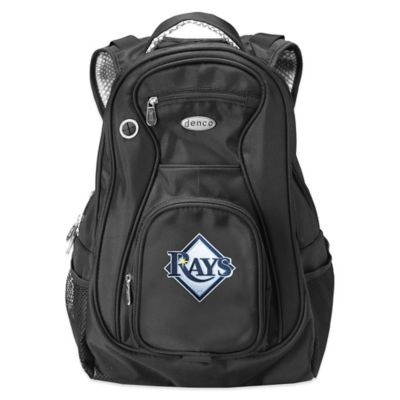 MLB Tampa Bay Rays 19-Inch Travel Backpack