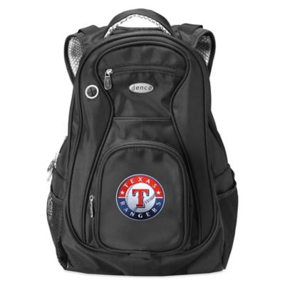 MLB Texas Rangers 19-Inch Travel Backpack