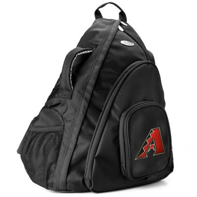 MLB Arizona Diamondbacks 19-Inch Travel Sling Backpack