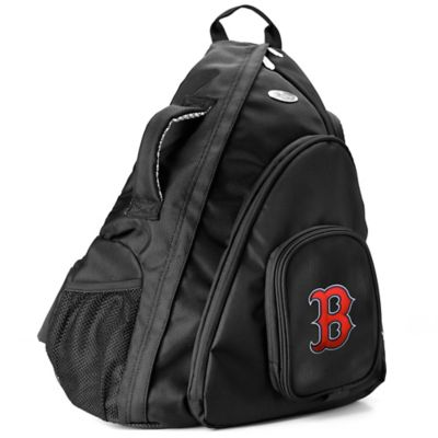 MLB Boston Red Sox 19-Inch Travel Sling Backpack