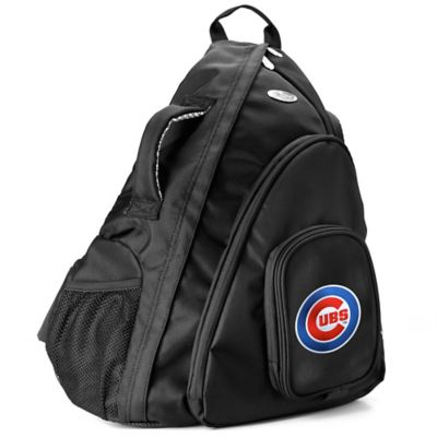 MLB Chicago Cubs 19-Inch Travel Sling Backpack
