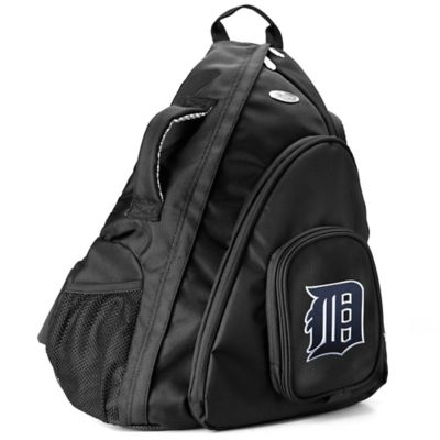 MLB Detroit Tigers 19-Inch Travel Sling Backpack