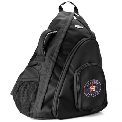 MLB Houston Astros 19-Inch Travel Sling Backpack