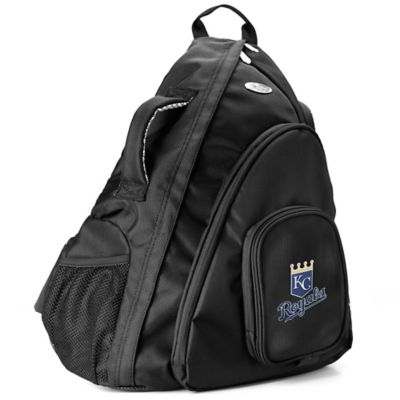 MLB Kansas City Royals 19-Inch Travel Sling Backpack