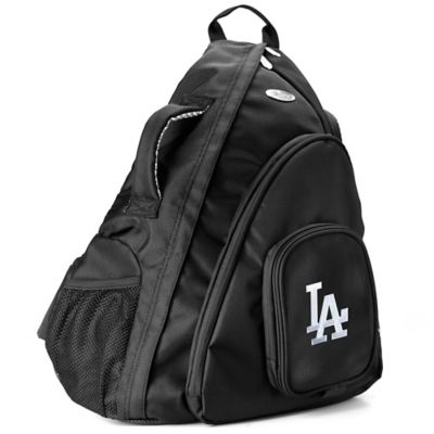 MLB Los Angeles Dodgers 19-Inch Travel Sling Backpack