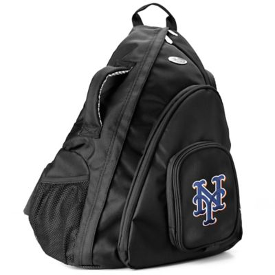 MLB New York Mets 19-Inch Travel Sling Backpack