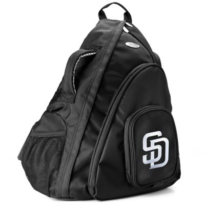 MLB San Diego Padres 19-Inch Travel Sling Backpack