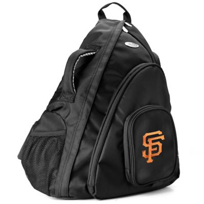 MLB San Francisco 49ers 19-Inch Travel Sling Backpack
