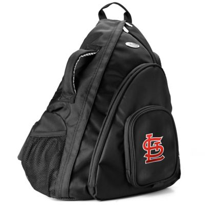 MLB St. Louis Cardinals 19-Inch Travel Sling Backpack