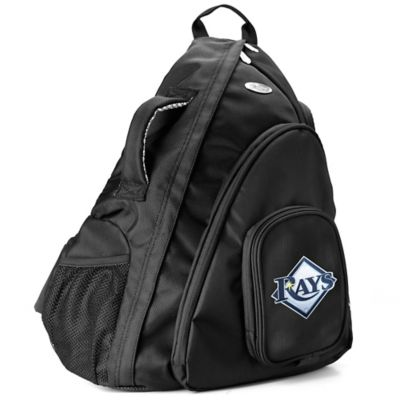 MLB Tampa Bay Rays 19-Inch Travel Sling Backpack