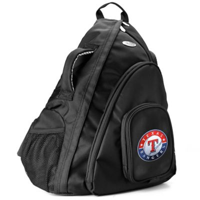 MLB Texas Rangers 19-Inch Travel Sling Backpack