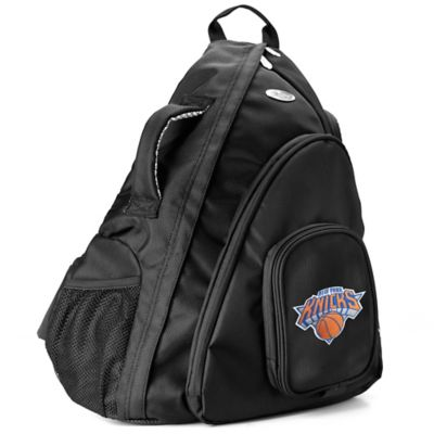 NBA New York Knicks 19-Inch Travel Sling Backpack