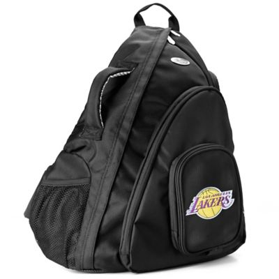 NBA Los Angeles Lakers 19-Inch Travel Sling Backpack