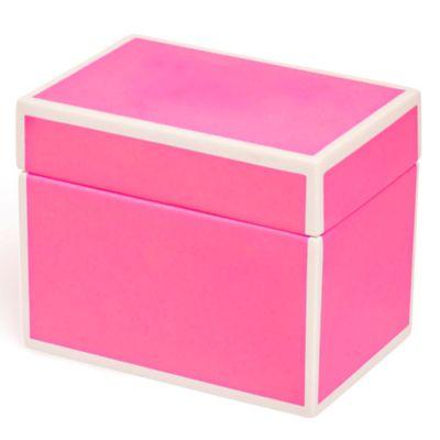 Pink Cotton Jar