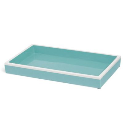 Kassatex Soho Tray in Green