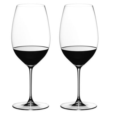 Riedel® Veritas New World Shiraz Wine Glasses (Set of 2)