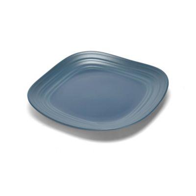Mikasa® Swirl Square 9-Inch Salad Plate in Blue