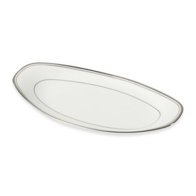 Mikasa® Gothic Platinum Butter Tray