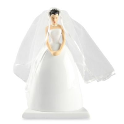 Ivy Lane Design Ty Wilson Hispanic Bride Cake Topper