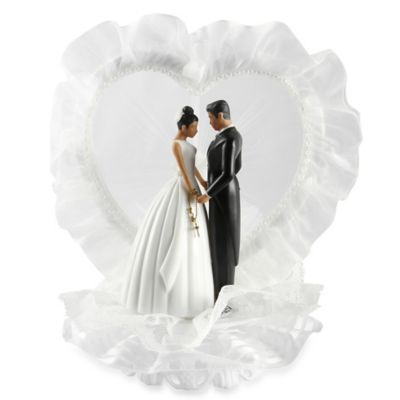 Ivy Lane Design Ty Wilson Novia Latina Cake Topper in White