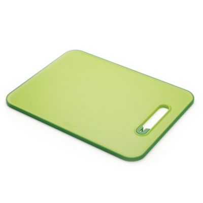 Joseph Joseph® Large Slice and Sharpen Chopping Board with Knife Sharpener