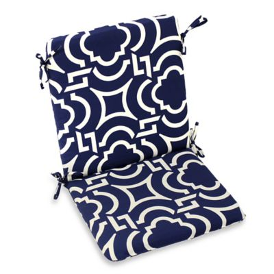 Mid Back Patio Chair Cushions