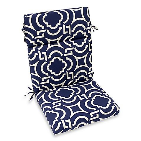 Outdoor High Back Chair Cushion in Carmody Bed Bath & Beyond