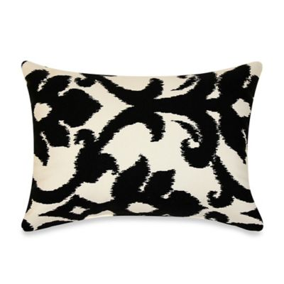 12-Inch x 16-Inch Outdoor Throw Pillows in Slater (Set of 2)