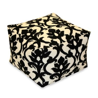 Outdoor Pouf in Slater