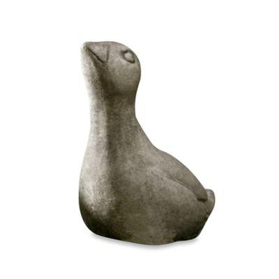 Campania Teeny Duckling Garden Statue