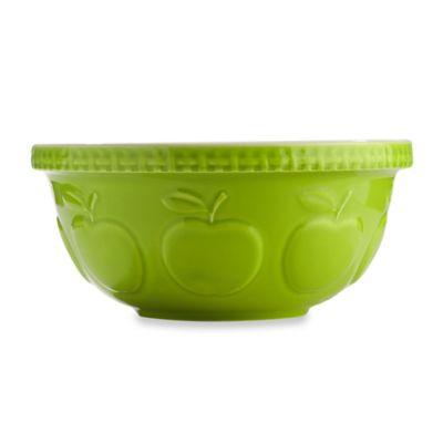 Mason Cash® Apple 4.25-Quart Mixing Bowl