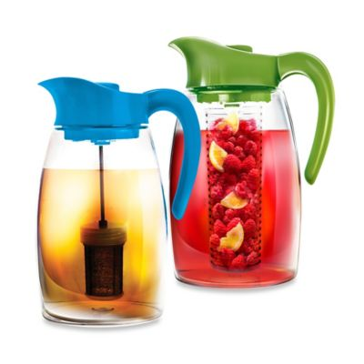 Primula Flavor Now Beverage System 2.7-Quart in Blue