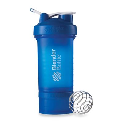 BlenderBottle® ProStak™ 22 oz. Full Color Bottle in Red