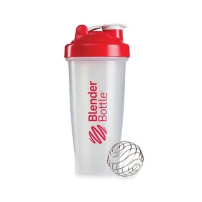 BlenderBottle® Classic™ 28 oz Bottle in Red